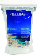 Ultra Pure & Natural Dead Sea Salt Magnesium Flakes | Professional Bath & Spa Premium Grade | EarthBound Hair, Skin & Body Luxury Minerals | 1kg