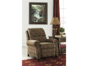 Signature Design by Ashley U780XX30 Walworth Accent Collection Recliner, Garnet