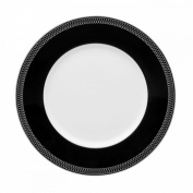 Monique Lhuillier Waterford Opulence Accent Plate 23cm Navy
