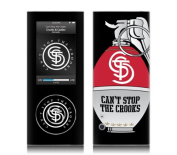 Musicskins Crooks & Castles - Grenade for Apple iPod Nano