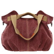 KAXIDY Canvas Messenger Bags Hobos Shoulder Bag Totes Cross-Body Bag Satchels