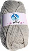 RaanPahMuang Egret Thick Knitting Thread - 100 gramme - Grey