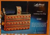 Vintage Lee Wards Web Tote Purse Bag Kit 15 x 17