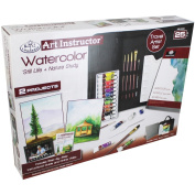 Art Instructor Watercolour Travel Set