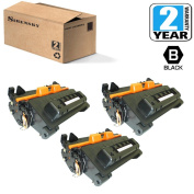 64A CC364A Toner Cartridge Replacement for Laserjet P4014 P4014DN P4014N P4015 P4015DN P4015N P4015TN P4015X P4515 P4515N P4515TN P4515X by Sirensky 3 Pack