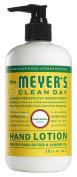 Mrs. Meyer's Clean Day Hand Lotion, Honeysuckle, 350ml