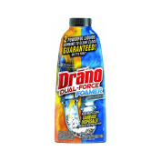 Drano Dual Force Foamer Clog Remover-500ml