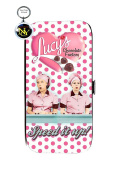 I Love Lucy Flat Wallet with Hinge Closure