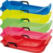 Sport Otto Plastic Plastic Sledge with Brakes