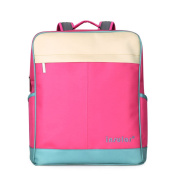 Fumee Multi-function Baby Nappy Nappy Bags Backpack with Changing Pad, Fashion Mummy Backpack with Anti-Water Material