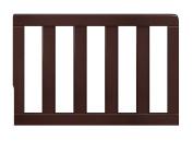 Storkcraft Toddler Guardrail, Espresso