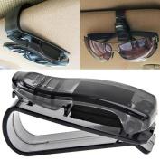 Glasses ,Tuscom@ Car Visor Glasses Sunglasses Ticket Clip Holder