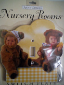 "Switch Plate ""Nursery Rooms"" by Anne Geddes"