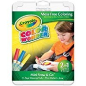 Crayola Colour Wonder Mini Stow and Go Studio Colouring Kit Thank you to all the patrons We hope that he has gained the trust from you again the next time the service