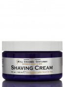 Shaving Cream from The Well Groomed Gentleman are made with a smooth and cleansing ingredients of Aloe ,Vitamin E, Vitamin B5, Sunflower Seed Oil, Borage, Lavender Oil, Peppermint Oil