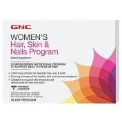 GNC Womens Hair Skin Nails Programme 30 Day Programme