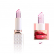 Lipstick, RIUDA Sexy Moisturiser Long Lasting Lipstick With Waterproof Makeup Glossy Lipgloss for Professional Salon, Wedding, Parties & Home use