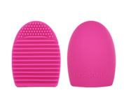 OVERMAL Cleaning MakeUp Washing Brush Silica Glove Scrubber Board Cosmetic Clean Tools