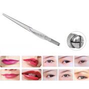 Muxika Fashion Permanent Makeup Tattoo Pen Tattoo Machine Eyebrow Microblading Pen