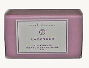 k.hall designs Lavender Bar Soap