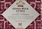 Nubian Heritage Soap Bar, Goats Milk and Chai, 150ml