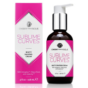 Sublime Curves Booty Shaping Cream with Voluplus, Maca Root, and Uplevity