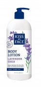 Kiss My Face Body Lotion, Lavender Shea, 950ml