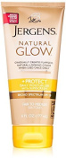 Jergens SPF Glow and Protect Body Lotion, Fair to Med, 180ml by Jergens