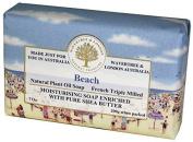 Wavertree & London Beach luxury soap by Australian Natural Soap