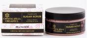 Crystal Hills Organics Sugar Body Scrub Crystal Love Rose Quartz