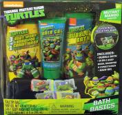 Teenage Mutant Ninja Turtles Body Wash, Shampoo, Bubble Bath Set Mutant Mango