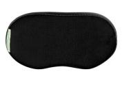 FakeFace Lightweight Velvet Satin Travel Eye Mask Travel Sleeping Nap Sleep Mask Eye Shades for Sleep Adjustable Elastic Strap
