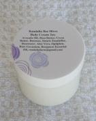 Avocado Oil, Rosewater, Rose Geranium, Bergamot Body Cream