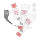 Pinky Clay Nose Pack (STEP1(Toner)30ml / STEP2(Nose Pack)25ml / STEP3(Soothing Gel) 25ml