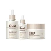 Organic Linoil Three Step set