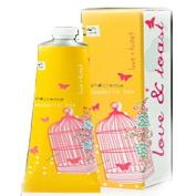 Love & Toast Mandarin Tea Handcreme