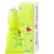 Love & Toast Paper Flower Handcreme 35ml/35 g