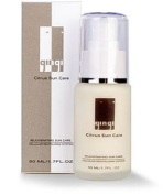 Gingi Facial Sunscreens Citrus Sun Care Moisturiser, Sunblock or Sunscreen for Before and After Protection