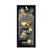 Lot of 5 Black Pineapple Passion Tanning Lotion Packets