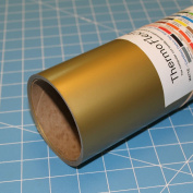 ThermoFlex Plus 38cm x 1.5m Roll Old Gold Heat Transfer Vinyl