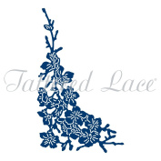 Essentials by Tattered Lace Dies ~ Cherry Blossom, 5.9cm x 9.8cm TTLETL530