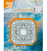 Joy! Crafts Cutting Die-Butterfly Frame