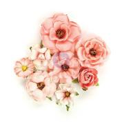 Prima Marketing Rose Quartz Flowers - Rosa Verona