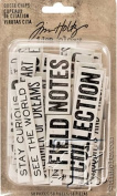 Tim Holtz idea-ology, Quote Chips