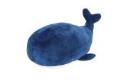 LivHeart Premium Nemu Nemu Body Pillow Hug Pillow Whale (L) Kanaloa