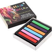 BeautyKo Rainbow Chalk Temporary Hair Colouring
