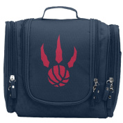 Travel Toiletry Bags Basketball Team Raptors Thro Logo Washable Bathroom Storage Hanging Cosmetic/Grooming Bag For Household Business Vacation, Multi Compartments, Waterproof Lining