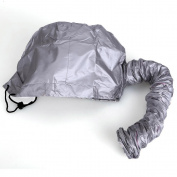 Beautyko Beauty Pro Soft Hair Drying Bonnet Attachment, Silver
