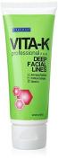 Vita-K Professional Fordeep Facial Lines Cream, 60ml by Vita-K