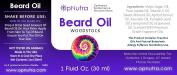 OpNutra Beard Oil Woodstock Scented Beard Oil